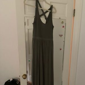 Maeve Maxi Dress From Anthropologie Sz Small